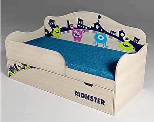 Кровать Funky Kids Монстрики
