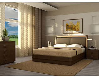 Кровать Торис Юма Стино