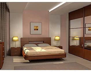 Кровать Торис Ита Ронвик