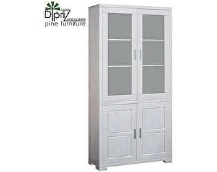 Купить шкаф Диприз Мэдисон с витриной, Д 1148