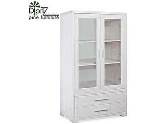 Купить шкаф Диприз Мэдисон с витриной, Д 1149