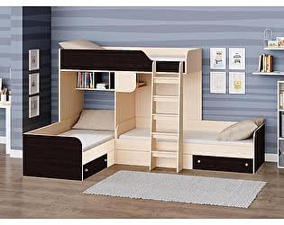 Купить кровать РВ Мебель Трио