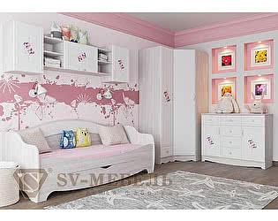 Купить детскую SV-мебель Акварель Комплектация 2