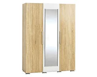 Купить шкаф SV-мебель Лагуна-2 трехстворчатый
