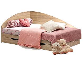 Кровать 800 КМК Венеция КМК 0302 (с ящиками)