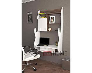 Купить стол Мебелеф 1 компьютерный навесной