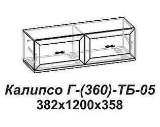 Купить тумбу Santan Калипсо Г-(360)-ТБ-05