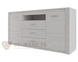 Купить комод SV-мебель Гамма-20 (3 ящика двухстворчатый)