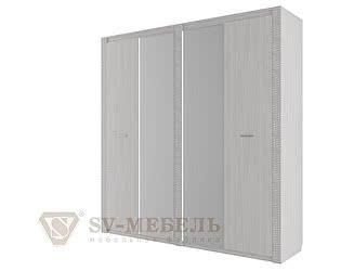 Купить шкаф SV-мебель Гамма-20 четырехстворчатый для платья и белья