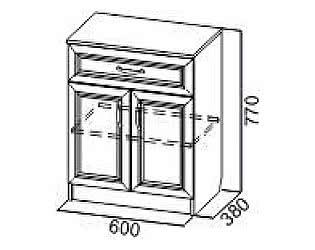 Купить тумбу SV-мебель Вега ВМ-26