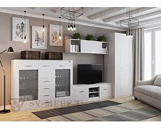 Купить гостиную SV-мебель Гамма-20 Комплектация 1