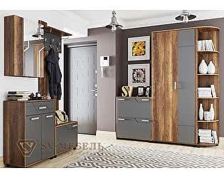 Купить прихожую SV-мебель Визит-1 (МДФ), композиция 1