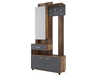 Купить вешалку SV-мебель Визит-1 (МДФ) (с зеркалом)
