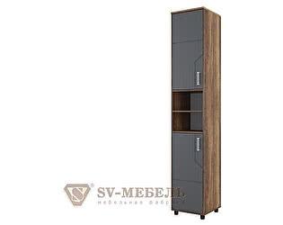 Купить шкаф SV-мебель Пенал SV-мебель Визит-1 (МДФ)