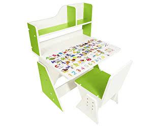 Купить  Я САМ Детская растущая парта и стул Первое место