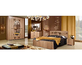 Купить спальню КМК Комплектация 1