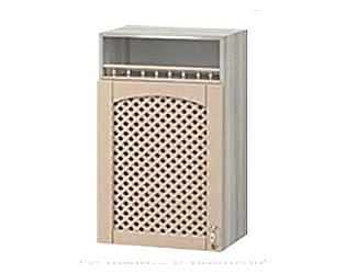 Купить шкаф Боровичи-мебель МВ 2 с нишей с решеткой