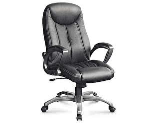 Купить кресло Норден Фидель черная экокожа
