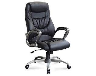 Купить кресло Норден Техас черная экокожа