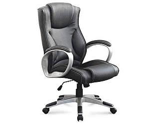 Купить кресло Норден Онтарио черная экокожа