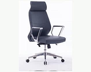 Купить кресло Норден Индиго темно-синяя экокожа