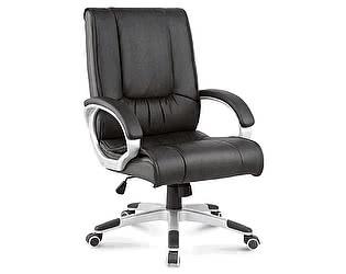 Купить кресло Норден Модена черная экокожа
