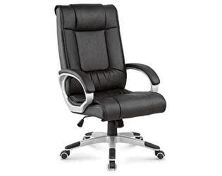 Купить кресло Норден Марко черная экокожа