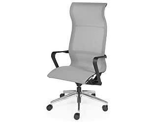 Купить кресло Норден COSMO серая сетка,черный каркас