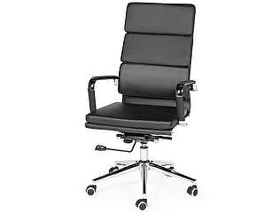 Купить кресло Норден Зуум черная экокожа