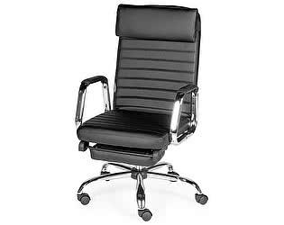 Купить кресло Норден Орион черная экокожа