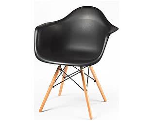 Купить стул Норден Джой ножки бук, черный пластик