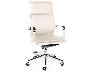 Купить кресло Норден Харман (ivory) слоновая кость экокожа