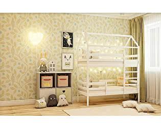 Купить кровать RooRoom КД-7 (двухярусная)