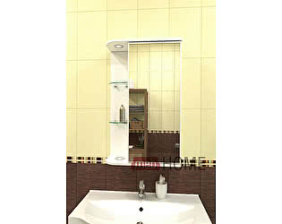Купить шкаф Мебелеф Шкафчик для ванной Мебелеф - 2