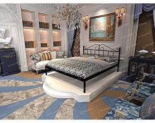 Купить кровать Стиллмет Мариана (основание металл)