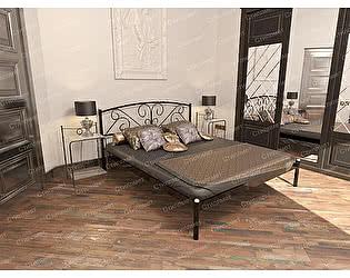 Купить кровать Стиллмет Эвелин (основание металл)
