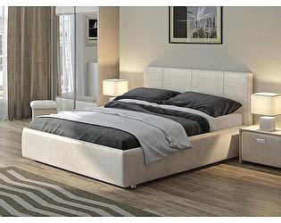 Купить кровать Орма-мебель Como 3 (экокожа цвета люкс)