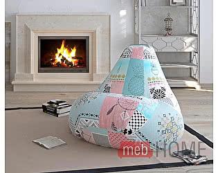 Кресло Dreambag Груша XL, жаккард премиум