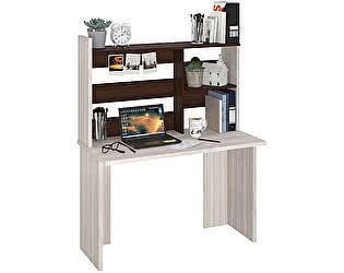 Купить стол Мэрдэс СКЛ-Прям120(без тумбы)+ НКЛ-120