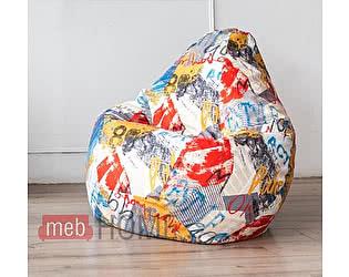 Кресло Dreambag Груша XL, велюр