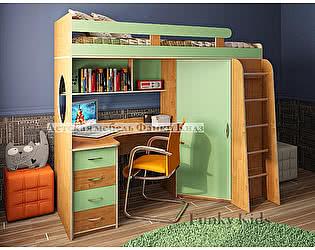 Купить кровать Фанки Кидз -чердак 3