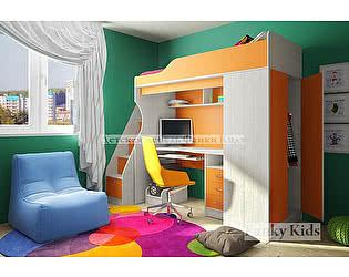 Купить кровать Фанки Кидз -чердак 11