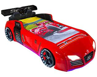 Купить кровать WERT Mobilya машина V8 Quattro Lux (кожа)