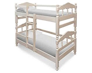 Купить кровать ВМК-Шале Нуф нуф двухъярусная