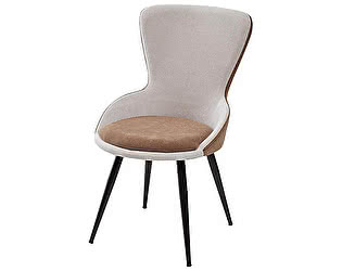 Купить стул M-City ENZO NKL BROWN