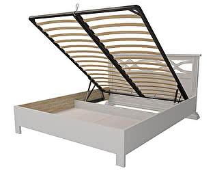 Купить кровать Орма-мебель Nika-M-тахта с подъемным механизмом (береза)
