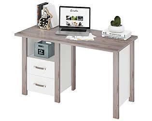 Купить стол Мэрдэс Bartolo СТД-130 с тумбой