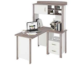 Купить стол Мэрдэс Bartolo СТД-У с надстройкой НД-115