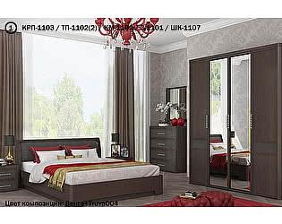 Модульная спальня Santan Камелия Matrix (Композиция 1)