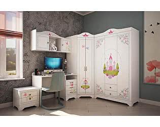 Мебель для детской Фанки Кидз Синдерелла 1